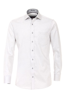 Camisas, Vestir Manga Larga, 109235, PERLA