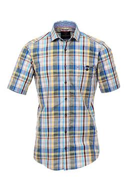 Camisas, Sport Manga Corta, 109286, AZUL