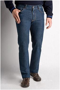 Pantalones, Vaqueros, 109295, INDIGO