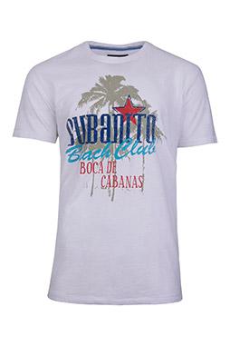 Sport, Camisetas M. Corta, 109313, BLANCO
