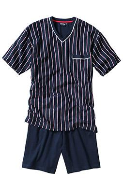 Homewear, Pijama M. Corta, 109325, MARINO