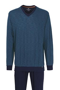 Homewear, Pijama M. Larga, 109343, MARINO