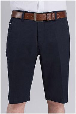 Pantalones, Bermudas, 109364, MARINO