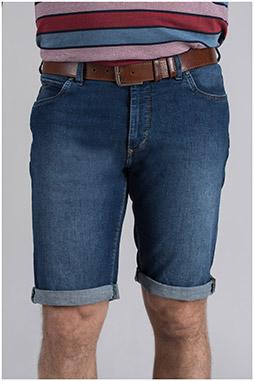 Pantalones, Bermudas, 109366, INDIGO