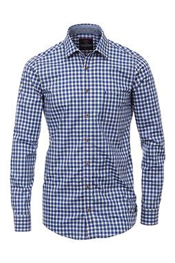 Camisas, Sport Manga Larga, 109512, AZUL