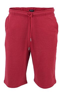 Pantalones, Bermudas, 109523, ROJO