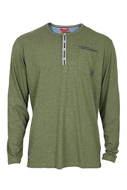 Sport, Camisetas M. Larga, 109525, KAKI