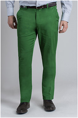 Pantalones, Sport, 109593, VERDE