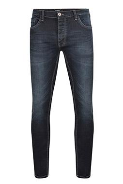 Pantalones, Vaqueros, 109595, INDIGO