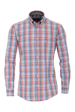Camisas, Sport Manga Larga, 109636, MARINO