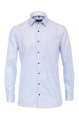 Camisas, Vestir Manga Larga, 109639, CELESTE
