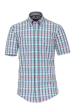Camisas, Sport Manga Corta, 109644, MARINO