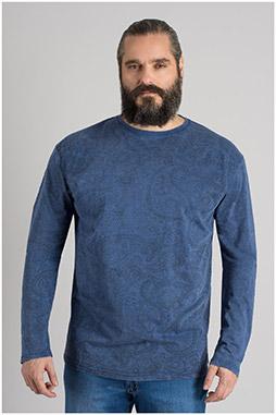Sport, Camisetas M. Larga, 109649, INDIGO