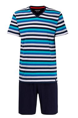 Homewear, Pijama M. Larga, 109683, MARINO