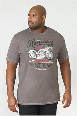 Sport, Camisetas M. Corta, 109703, KAKI