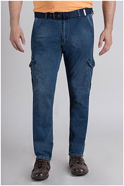 Pantalones, Vaqueros, 109710, INDIGO
