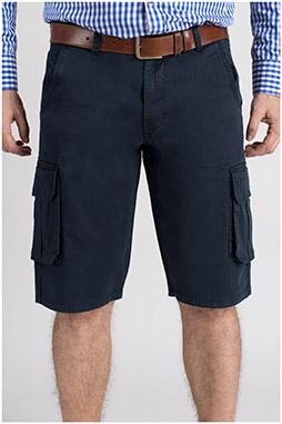 Pantalones, Bermudas, 109713, MARINO