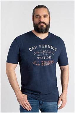 Sport, Camisetas M. Corta, 109731, MARINO