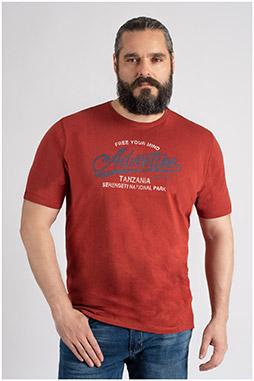 Sport, Camisetas M. Corta, 109733, ROJO
