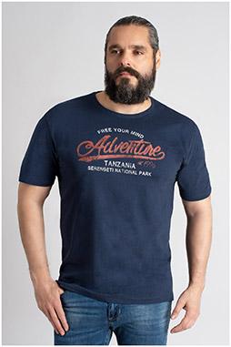 Sport, Camisetas M. Corta, 109733, MARINO
