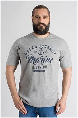 Sport, Camisetas M. Corta, 109739, GRIS MEDIO
