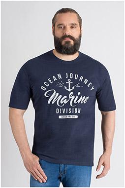 Sport, Camisetas M. Corta, 109739, MARINO
