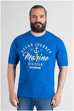 Sport, Camisetas M. Corta, 109739, COBALTO