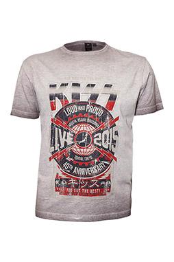 Sport, Camisetas M. Corta, 109776, GRIS MEDIO