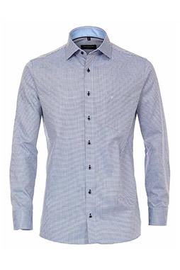 Camisas, Vestir Manga Larga, 109868, CELESTE