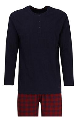 Homewear, Pijama M. Larga, 109890, MARINO