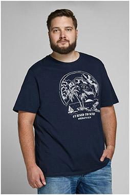 Sport, Camisetas M. Corta, 109943, MARINO