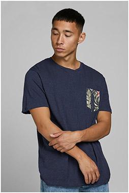 Sport, Camisetas M. Corta, 109948, MARINO