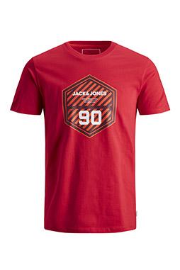 Sport, Camisetas M. Corta, 110078, ROJO