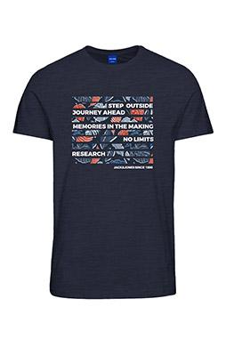 Sport, Camisetas M. Corta, 110095, MARINO