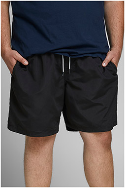 Pantalones, Bañadores, 110101, NEGRO