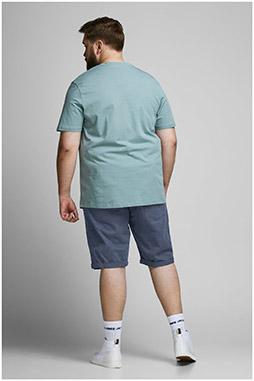 Pantalones, Bermudas, 110104, INDIGO