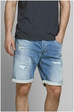 Pantalones, Bermudas, 110109, INDIGO