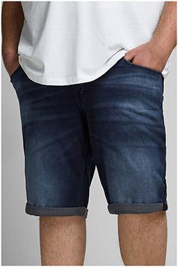 Pantalones, Bermudas, 110112, INDIGO