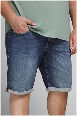 Pantalones, Bermudas, 110120, INDIGO