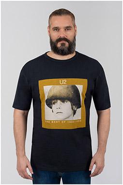 Sport, Camisetas M. Corta, 110163, NEGRO