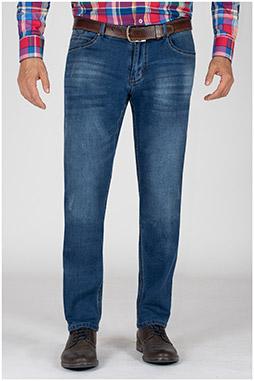 Pantalones, Vaqueros, 110191, INDIGO