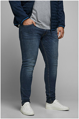 Pantalones, Vaqueros, 110197, INDIGO