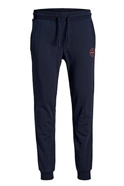 Pantalones, Chandal, 110213, NEGRO