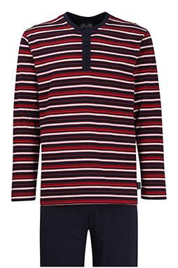 Homewear, Pijama M. Larga, 110259, MARINO