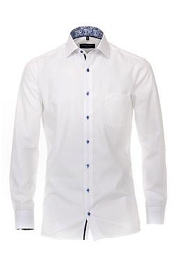 Camisas, Vestir Manga Larga, 110306, BLANCO