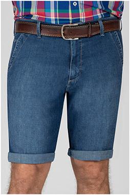 Pantalones, Bermudas, 110320, AZUL