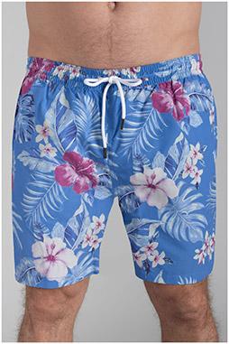Pantalones, Bañadores, 110323, AZUL
