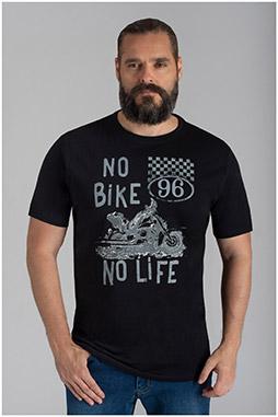 Sport, Camisetas M. Corta, 110328, NEGRO