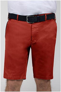 Pantalones, Bermudas, 110341, RUBI