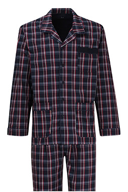 Homewear, Pijama M. Larga, 110344, MARINO